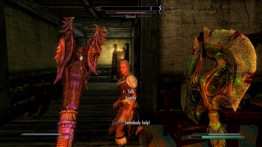 download skyrim character saves