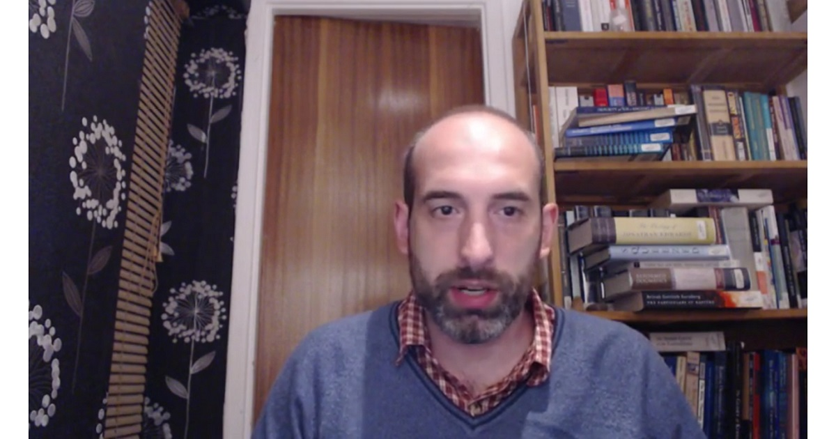 Alastair Roberts on How Proverbs Fits in the Rest of Scripture [WATCH!]