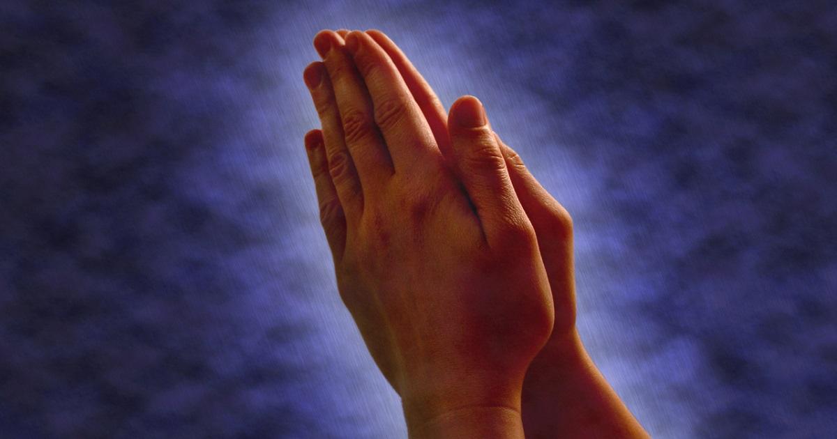 A Trilogy on Prayer?