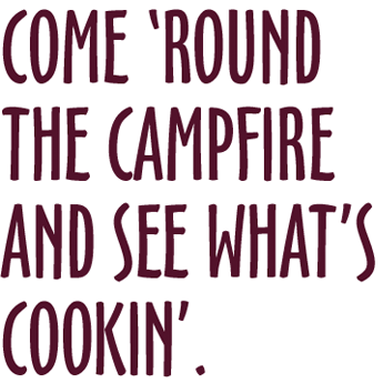 Come 'round the campfire and see what's cookin' for So Long Saloon's specials.