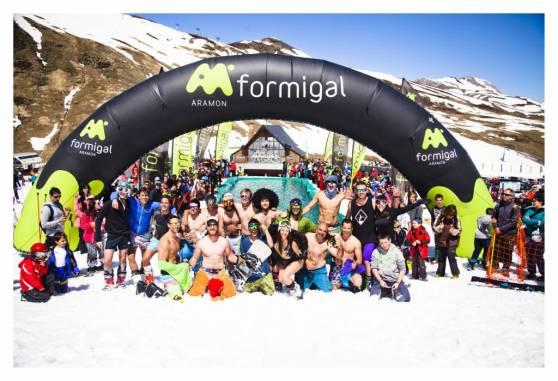 Fin de fiesta en Formigal