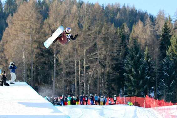 """2015 FIS WCS Kreischberg - Halfpipe - Qualifiers Ladies"""