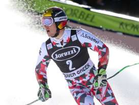 BEAVER CREEK,COLORADO,USA,06.DEC.15 - ALPINE SKIING - FIS World Cup, giant slalom, men. Image shows Marcel Hirscher (AUT). Photo: GEPA pictures/ Christian Walgram