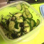塩昆布アンド野菜があれば1分で作れる浅漬けが手軽でうまい