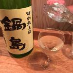 「bar 3 bis(トワビス)」下町・人形町にそっとたたずむ立ち飲み日本酒バー