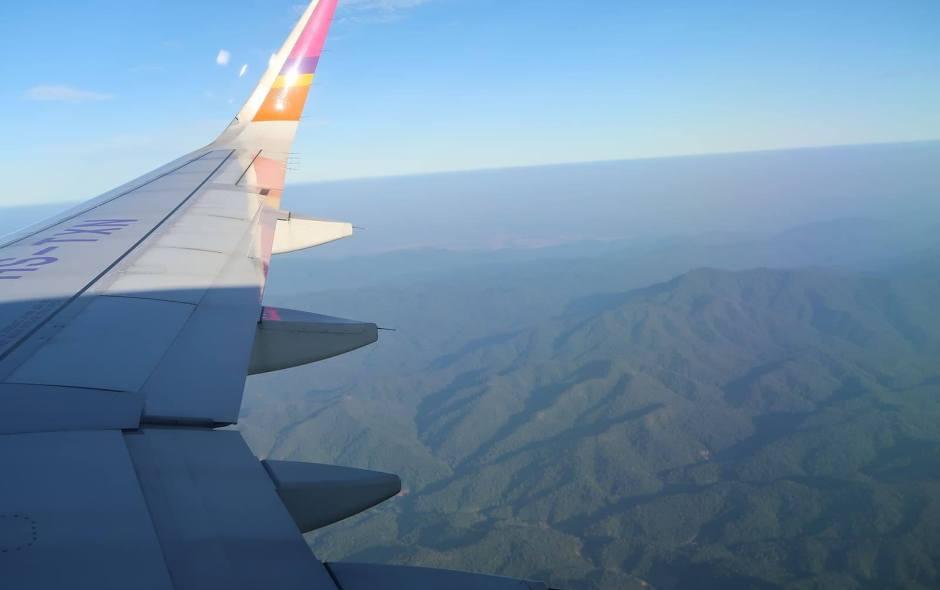 Auf geht's nach Chiang Mai