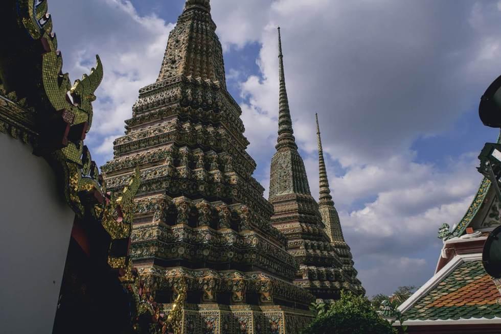Große Chedi Wat Pho