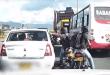Vídeo: Nuevo caso de fleteo se presentó en la tarde de ayer en Medellín