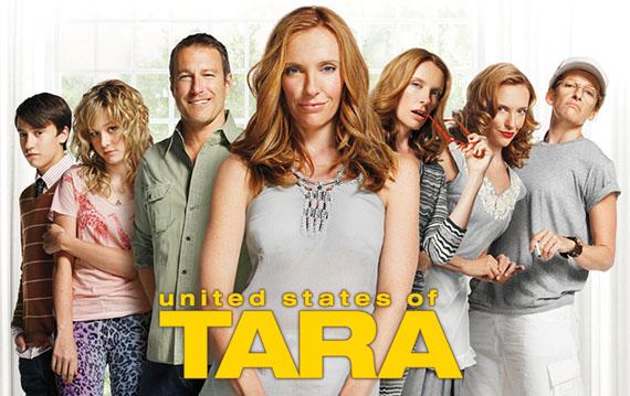 Recordando a United States of Tara (1/6)