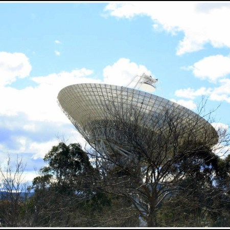 The dish Central NSW