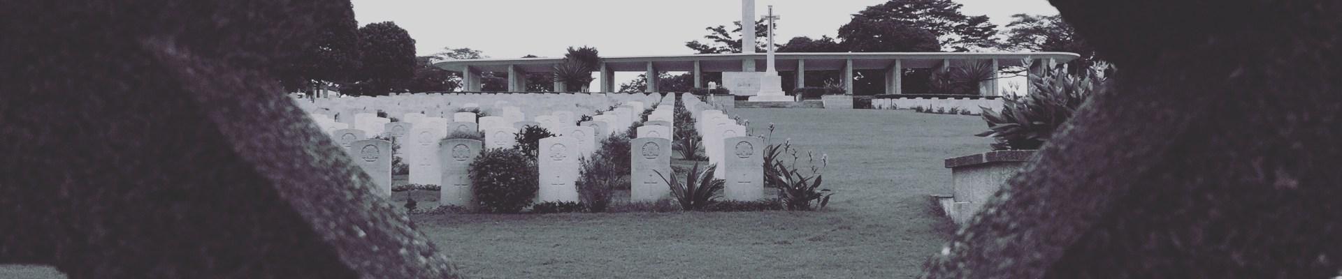 Visit Kranji War Memorial