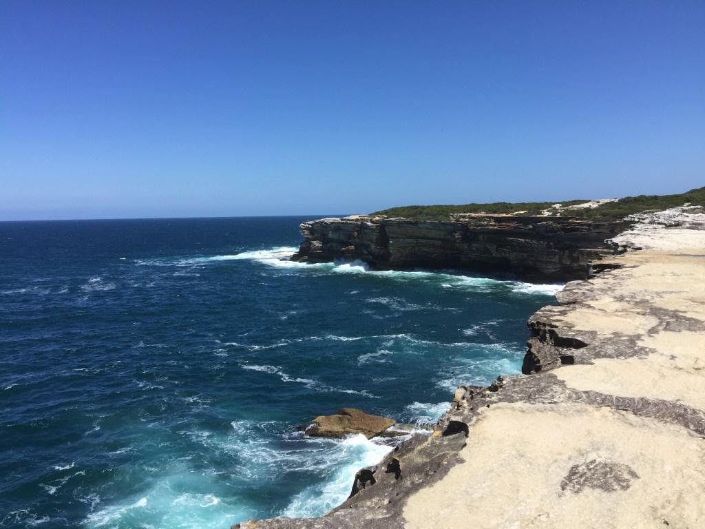 Kurnell to Cronullacoastal walk (Sydney)