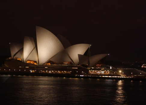 Night life in Sydney!