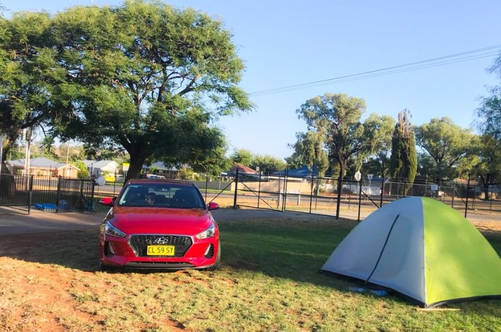 Road trip in Central New South Wales