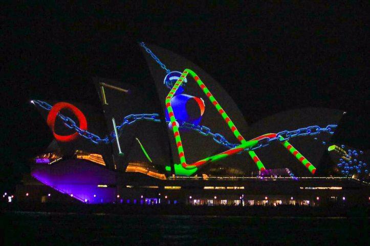 Sydney vivid