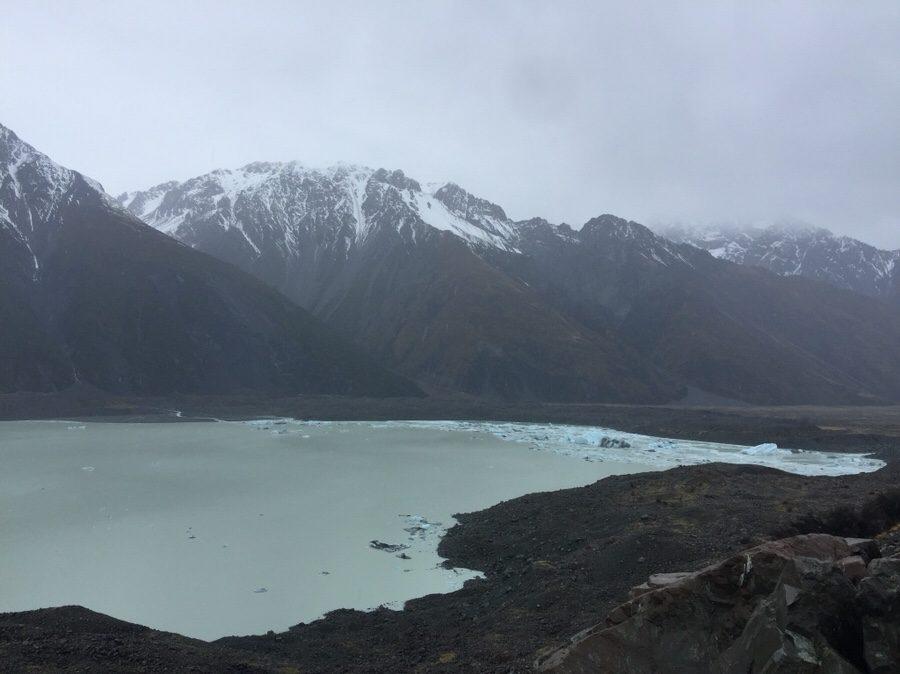 Guide | Hike to Tasman Glacier View & Blue Lake Walk
