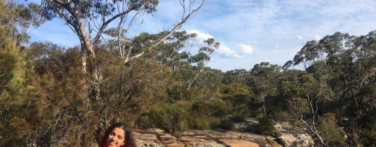Walk to Maddens Falls (Royal National Park)