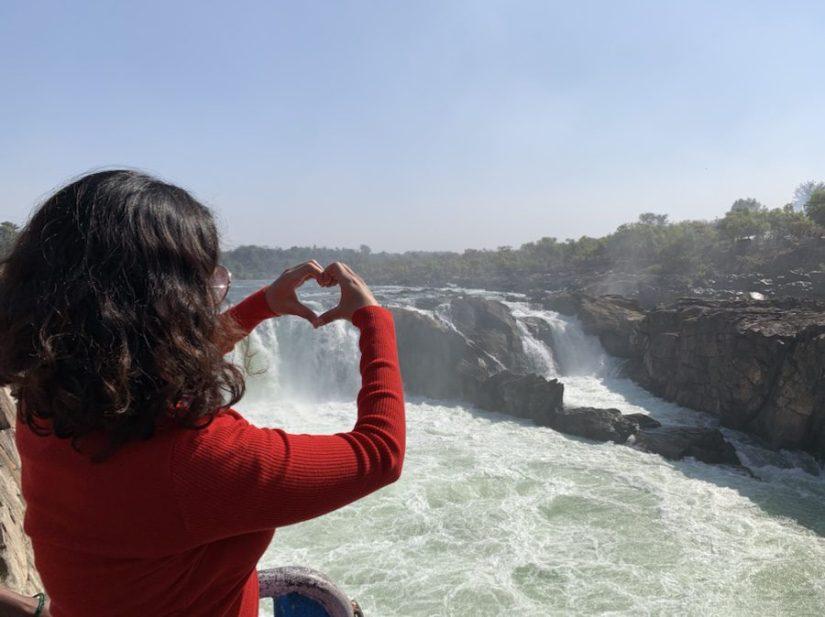 Dhuandhar Waterfalls Jabalpur