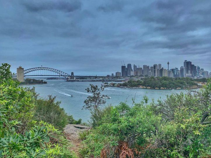Waverton: Balls Head Reserve walk (Sydney)