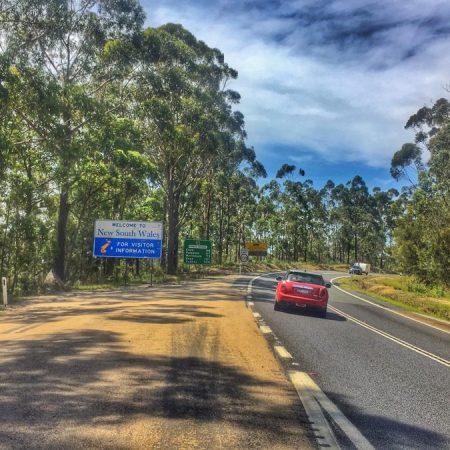 Sydney to Lakes Entrance