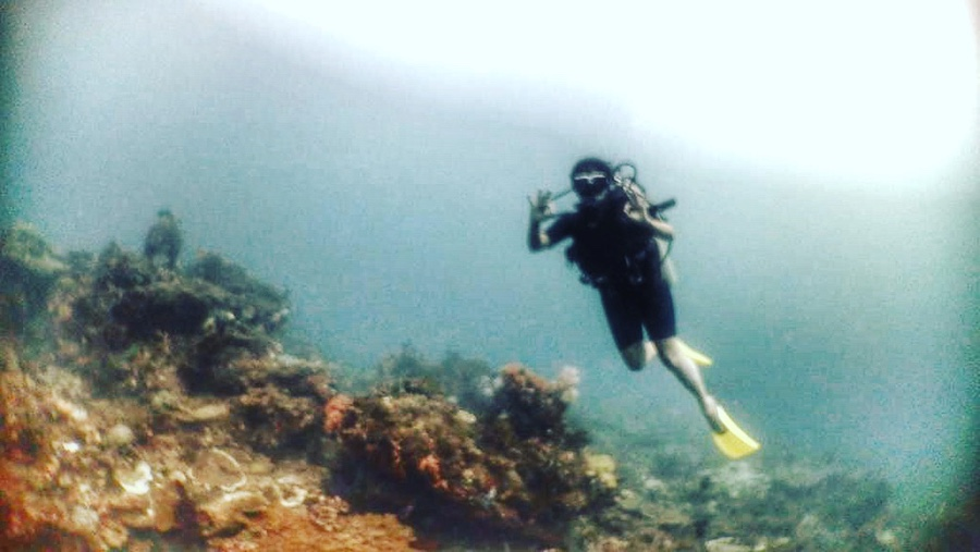 Scuba diving in Brunei