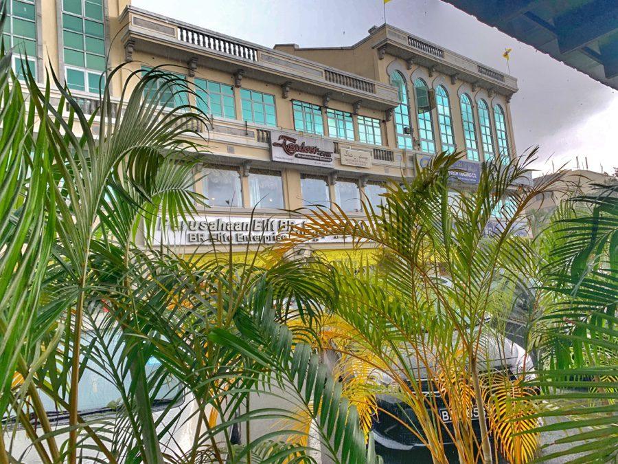 Tandoor restaurant in Brunei