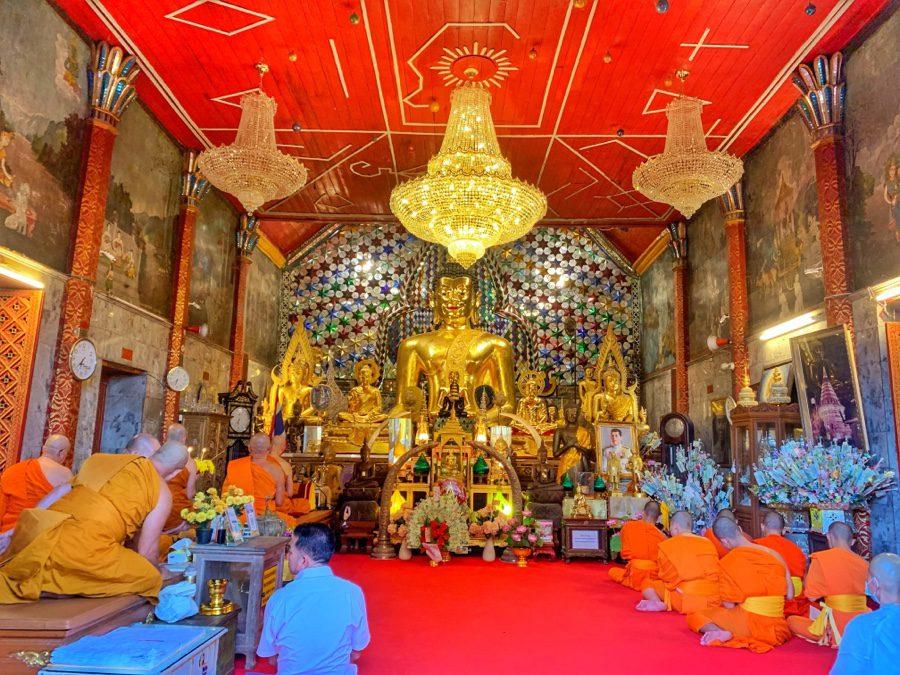 Guide to visit Wat Phra That Doi Suthep