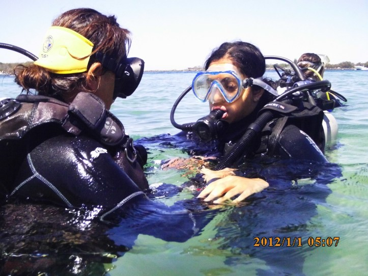 Queensland Scuba Diving Company in Gold Coast