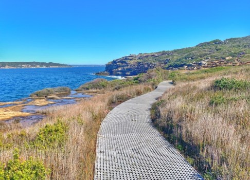 La Perouse to Maroubra walking track