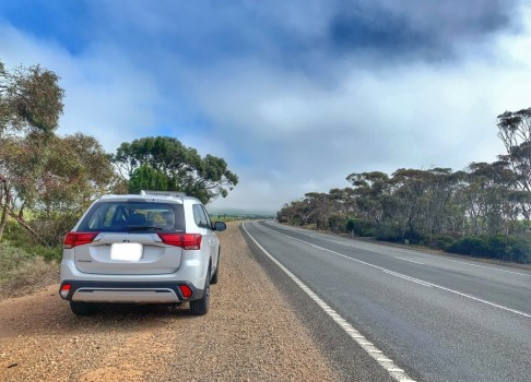Road trip to Coober Pedy