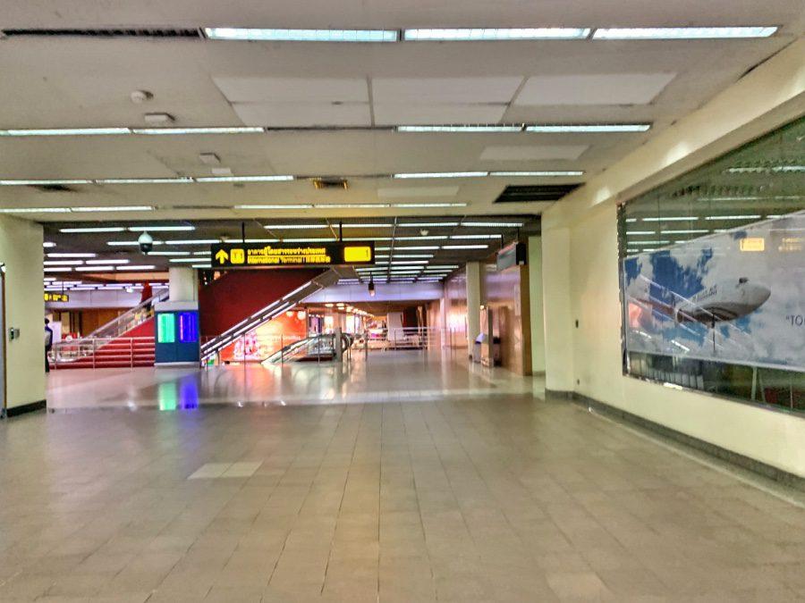 Travel between Bangkok airports