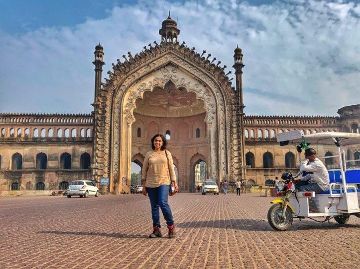 1 day in Lucknow (Uttar Pradesh)