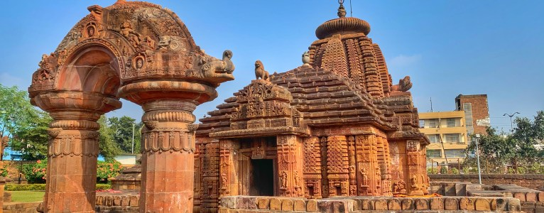 1 day in Bhubaneshwar (Orissa)
