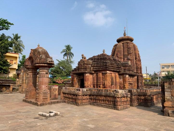 Temple in Bhubaneshwar