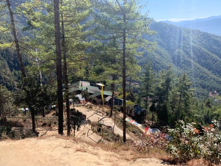 Hike to Tiger Nest Monastery in Paro (Bhutan)