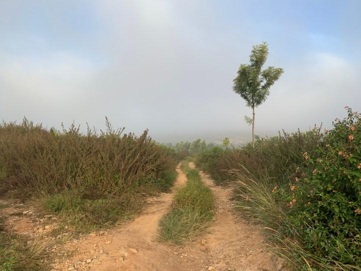Hike to Kaurava Kunda (Karnataka)