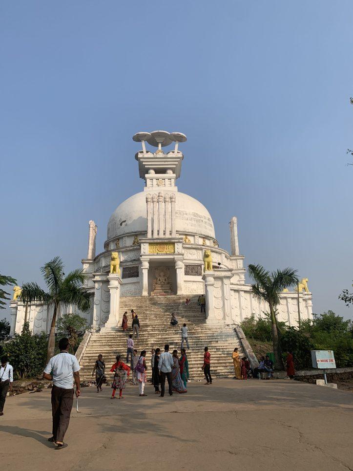 Dhanauli in Bhubaneshwar