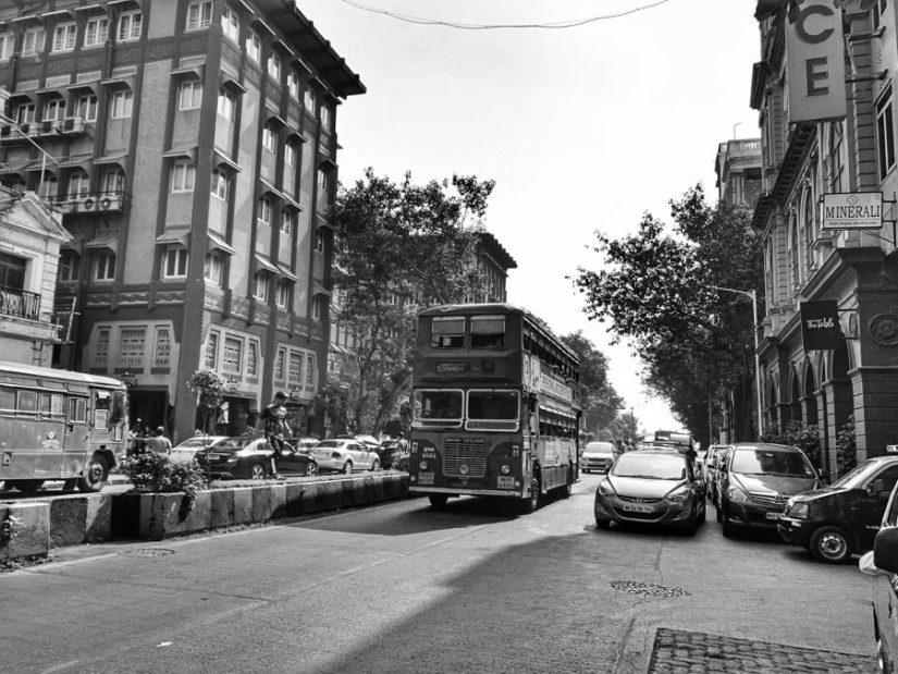 Mumbai street   Kala Ghoda