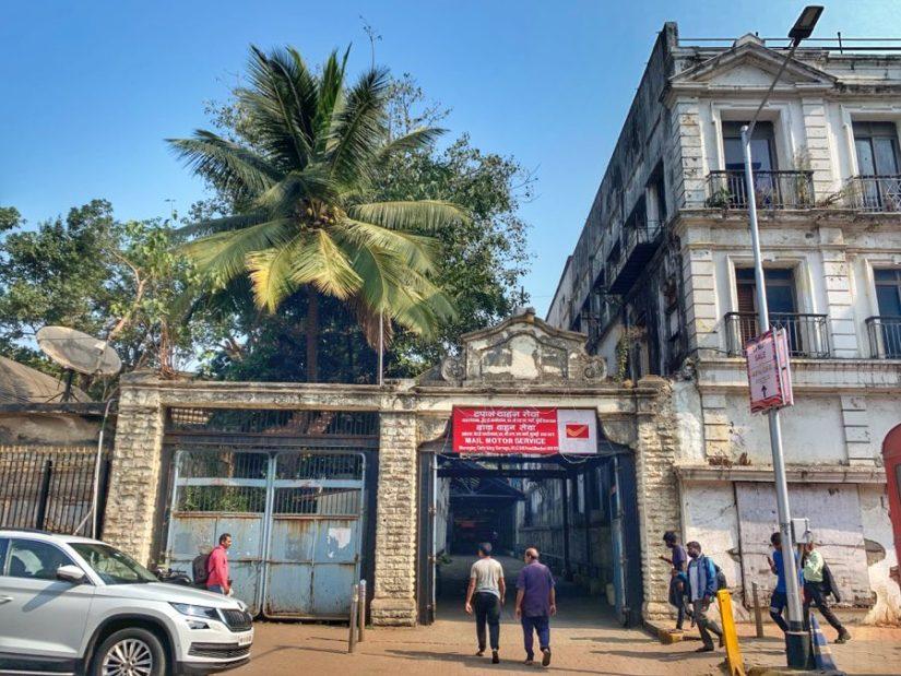 Mumbai Post Office   Kala Ghoda
