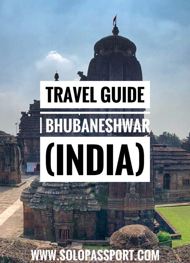 Travel Guide   Bhubaneshwar (Orissa, India)