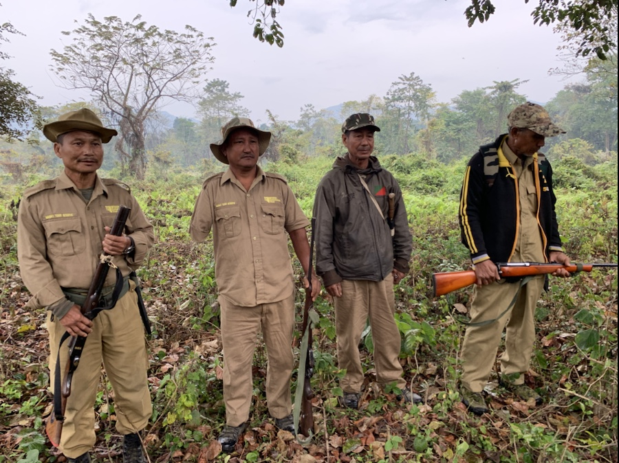 Ex-poacher   Story of ex-poachers