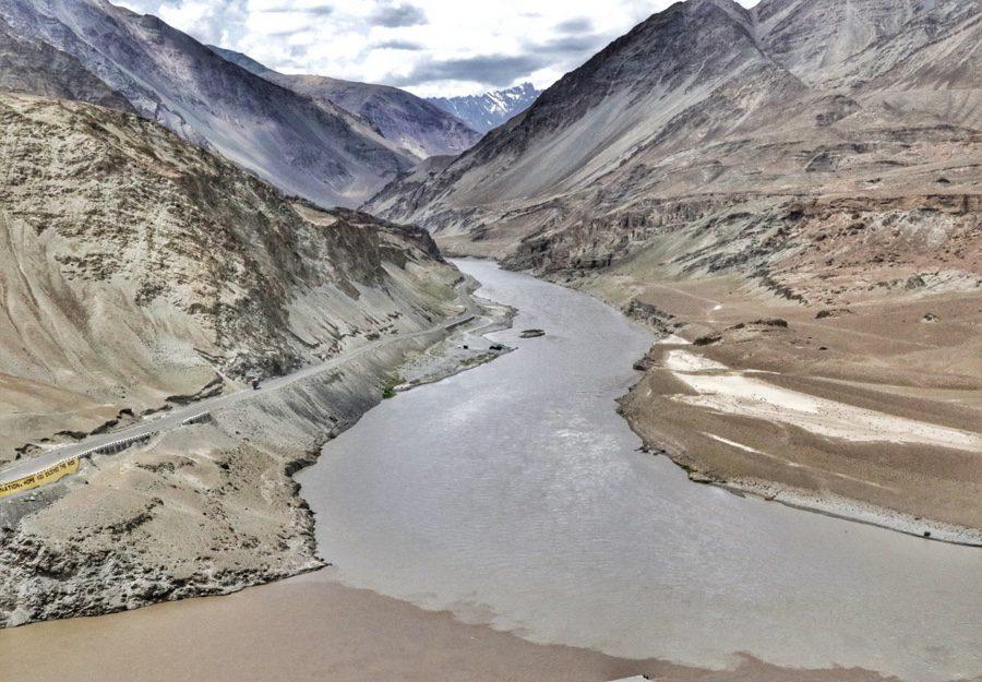 Sangam - Ladakh