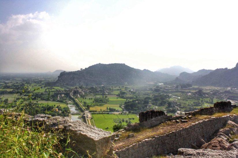 Gingee/Senji Fort (Tamil Nadu)