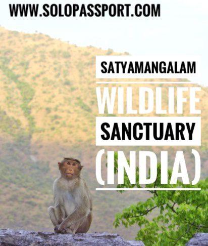 Satyamangalam Wildlife Sanctuary