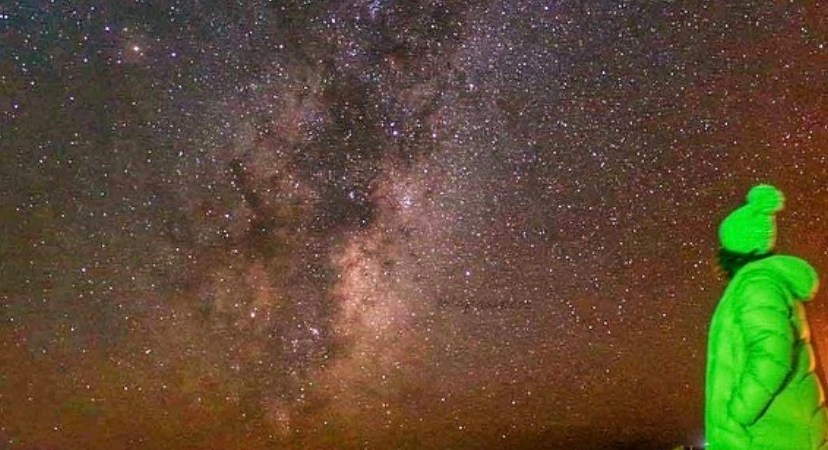 Milky Way in New South Wales (NSW)