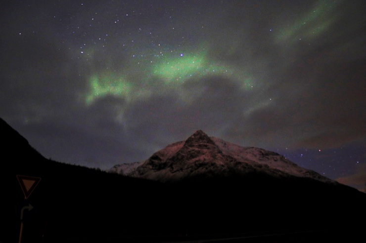 The dance of the Northern Lights