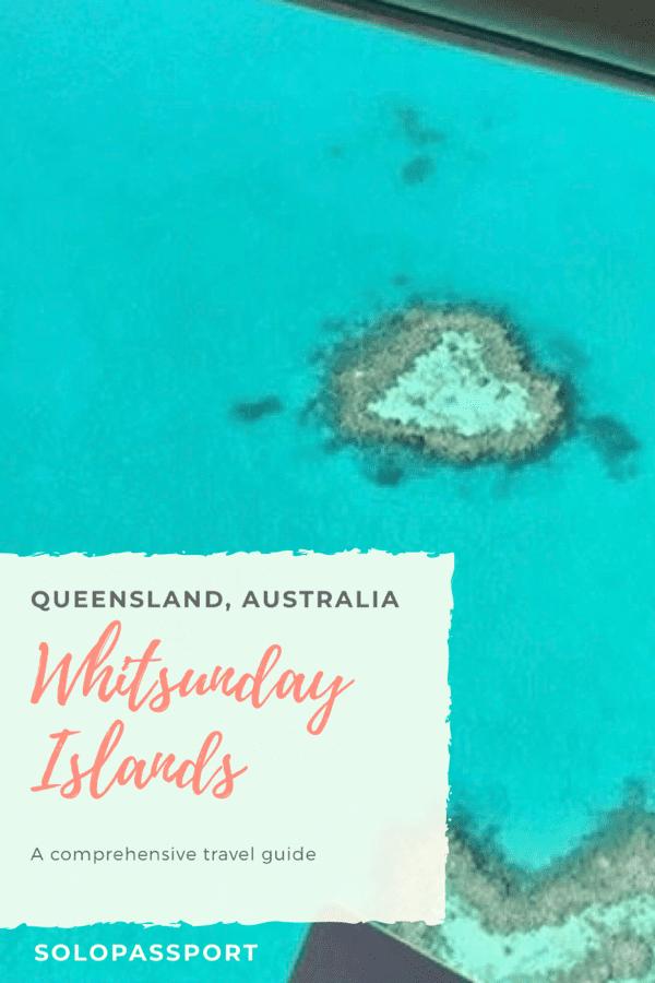 Heaven called Whitsunday Islands