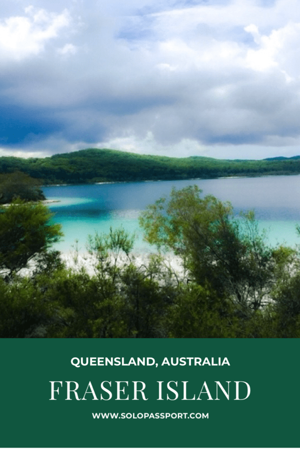 Fraser Island - Travel Guide