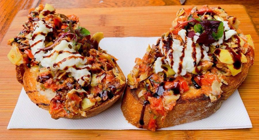 Darling Harbour food - restaurants in Sydney