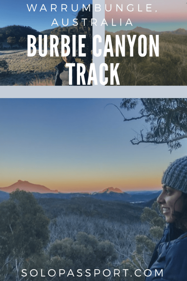 Warrumbungle National Park; Burbie Canyon